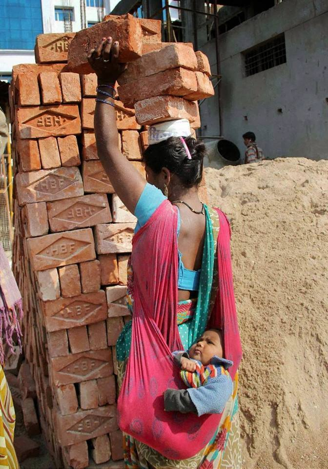 жената и труда