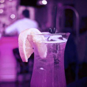 лилавите коктейли