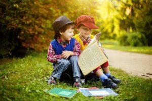Покажете му модели на любов към четенето