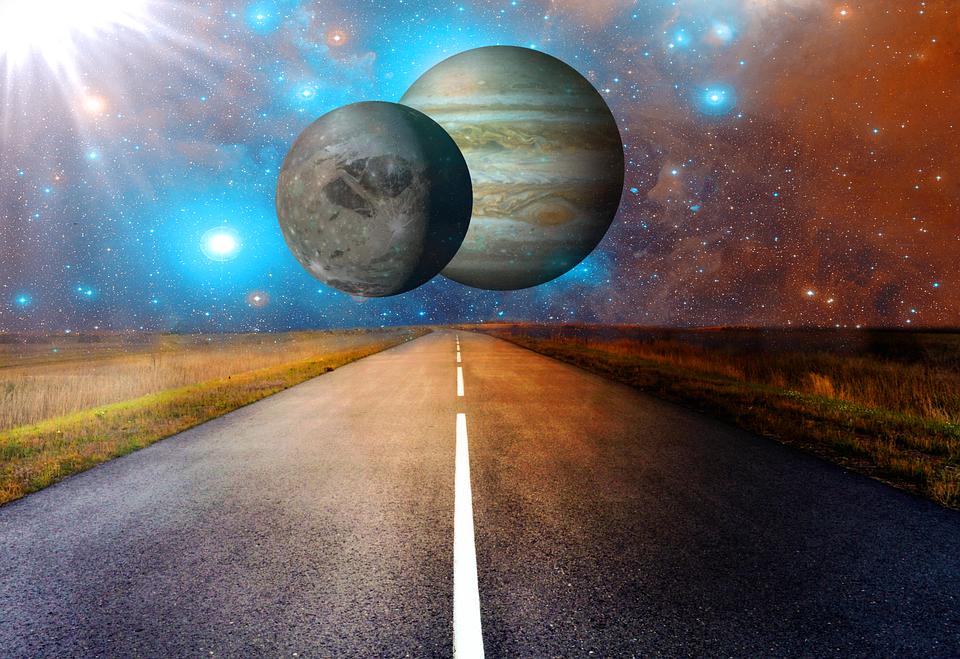 Тригон Юпитер и Венера