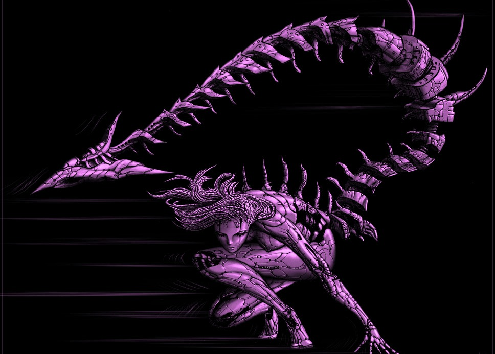 Венера в Скорпион