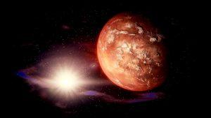Марс в Козирог