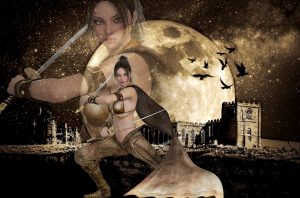 Венера в Овен