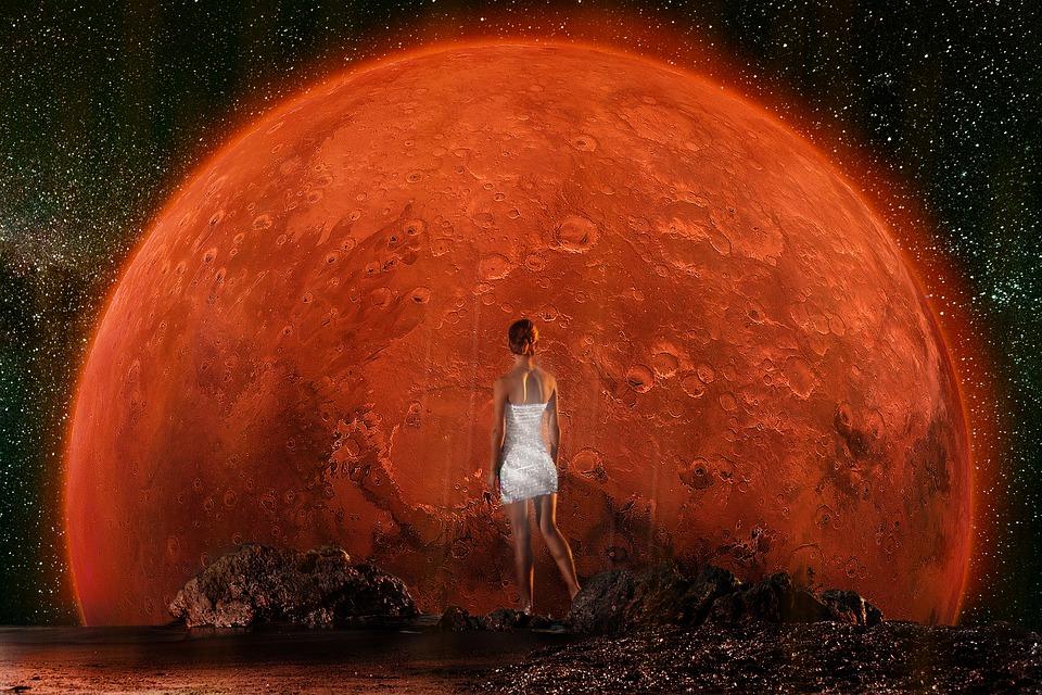 Марс в Телец