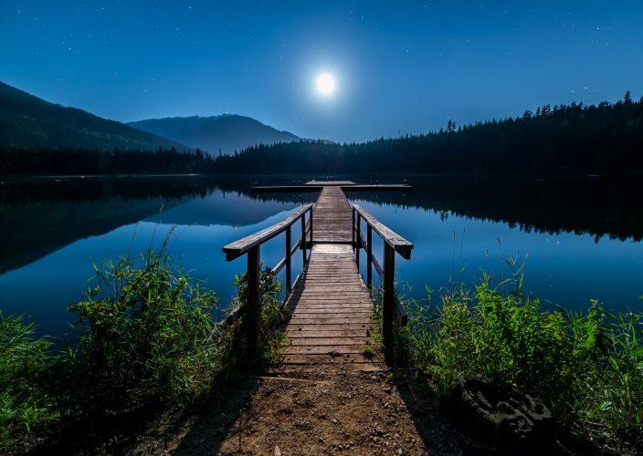Синя Луна във Водолей